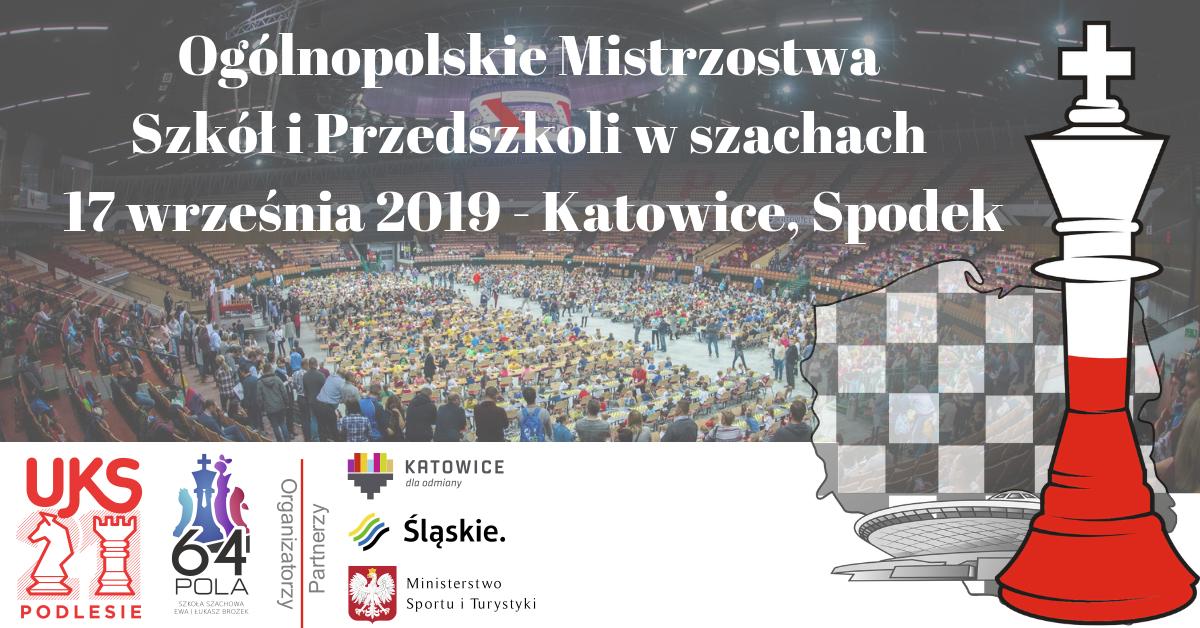 Ogólnopolskie Mistrzostwa Szkół i Przedszkoli w szachach