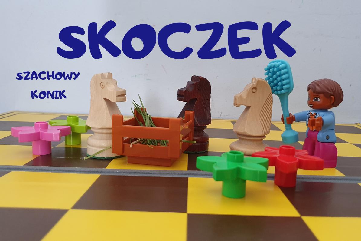 skoczek - konik szachowy
