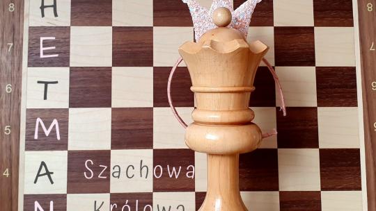 Hetman - szachowa królowa